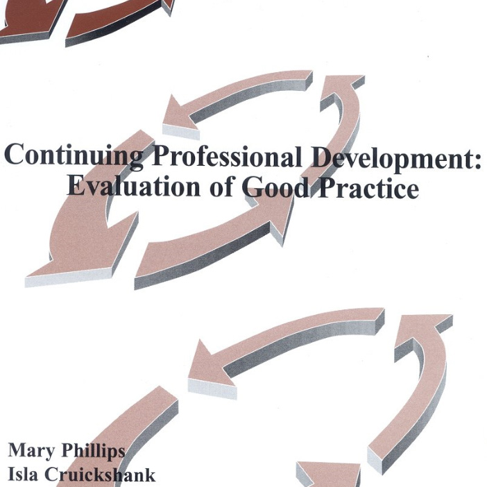Continuing Professional Development: Evaluation of Good Practice (2002)