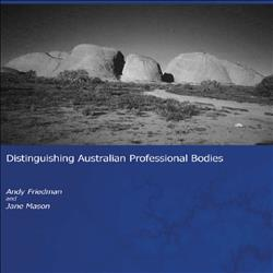 Distinguishing Australian Professional Bodies
