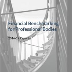 Financial Benchmarking Report for Professional Bodies 2016-17: Member Hard Copy